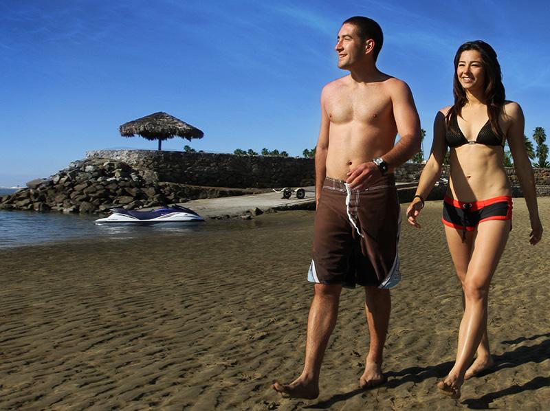 Playa en Ensenada