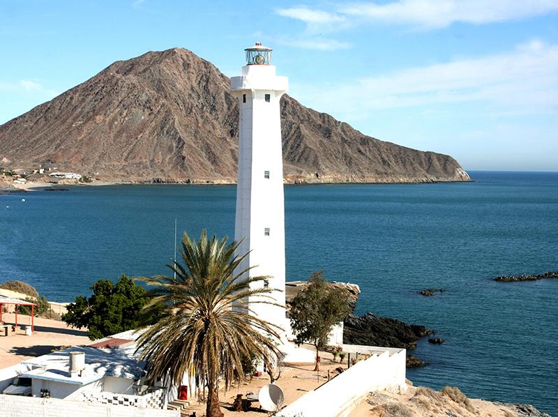 Faro en San Felipe