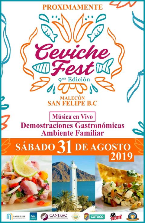 Ceviche Fest 2019