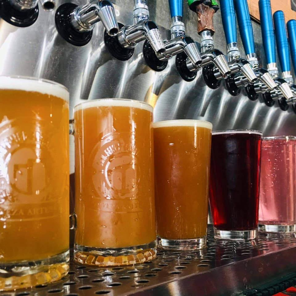 Cerveza artesanal hecha en San Felipe