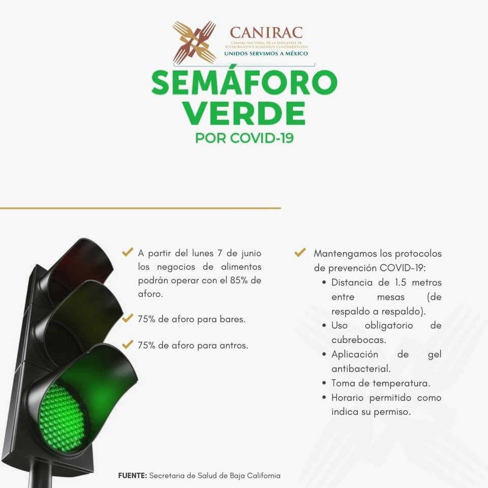 Semáforo Verde, San Felipe
