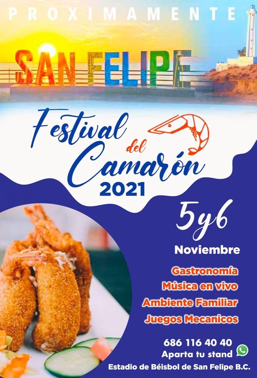 Festival del Camarón San Felipe