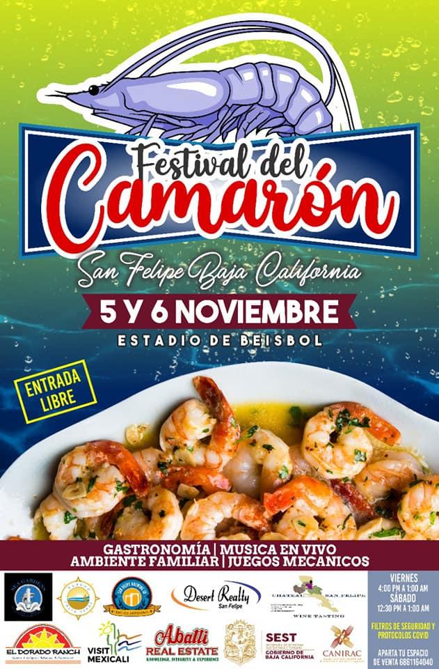 Festival de Camarón San Felipe
